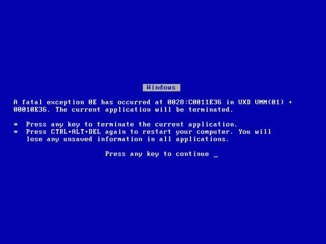 PRANK - Windows 98